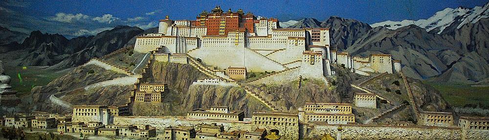 zwischen tibet, auschwitz & dachau